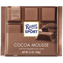 Ciocolata mousse Ritter Sport 100 grame