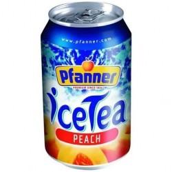 Pfanner Ice Tea Peach doza 330 ml