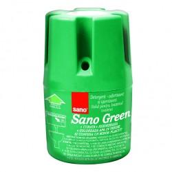 Odorizant bazin WC Sano Green 150 grame