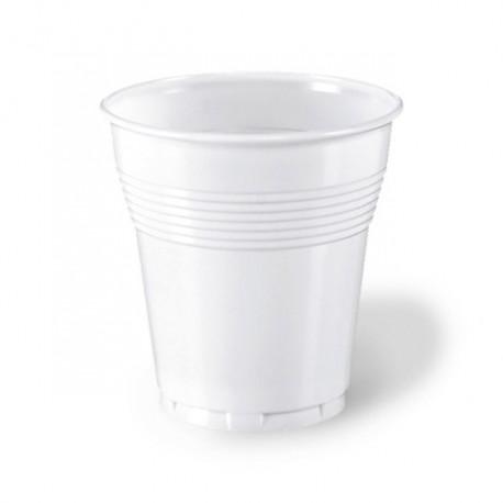 Pahare plastic Aristea 166 ml 100 buc