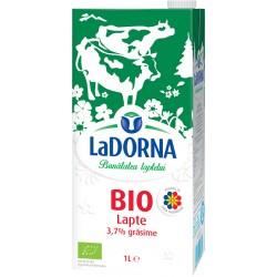 Lapte Bio LaDorna UHT 3,7% grasime 1 litru