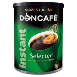 Cafea instant Doncafe Selected 100 grame
