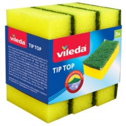 Bureti vase Vileda Tip Top 3 buc
