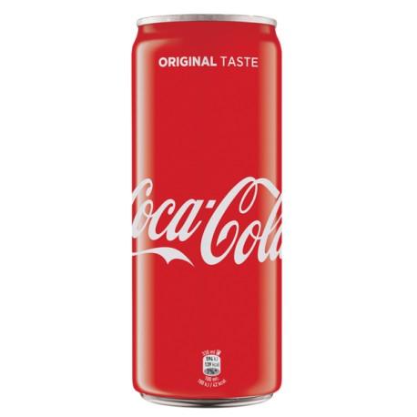 Coca Cola doza 330 ml