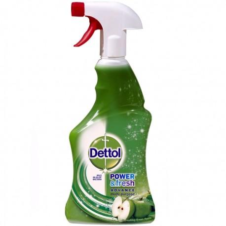 Dezinfectant Dettol Trigger Green Apple 500 ml
