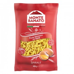 Spirale cu ou Monte Banato 400 grame