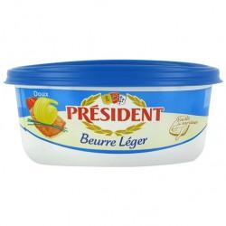 Unt semi-degresat President 40% grasime 250 grame