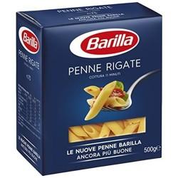 Penne Rigate Barilla 500 grame