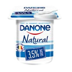 Iaurt Danone Natural 3,5% grasime 130 grame