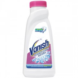 Solutie pete Vanish Oxi Action Crystal White 450 ml
