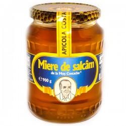 Miere de salcam Mos Costache 900 grame