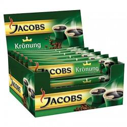 Cafea solubila Jacobs Kronung 50 plicuri