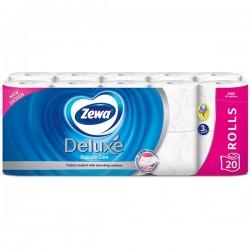 Hartie igienica Zewa Deluxe Delicate Care 3 straturi 20 role
