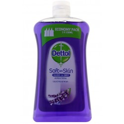 Sapun lichid rezerva Dettol 750 ml