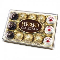 Praline Ferrero Collection 172 grame