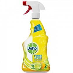 Dezinfectant Dettol Trigger Sparkling Lemon & Lime Burst 500 ml