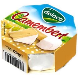 Branza Camembert Delaco 120 grame