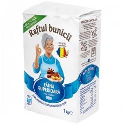 Faina alba superioara Raftul Bunicii 1 kg