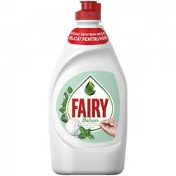 Detergent vase Fairy Balsam Tea Tree & Mint 800 ml
