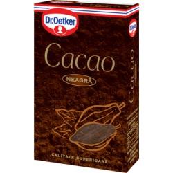 Cacao neagra Dr.Oetker 100 grame