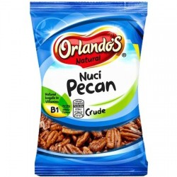 Nuci pecan crude Orlando's 100 grame