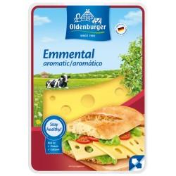 Branza feliata Emmental Oldenburger 200 grame