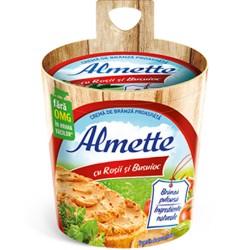 Crema de branza cu rosii si busuioc Almette 150 grame