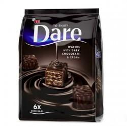 Napolitane cu ciocolata neagra Dare 112 grame