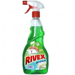 Detergent geamuri Rivex Spring Fresh 750 ml
