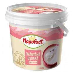 Smantana usoara Napolact 10% grasime 850 grame