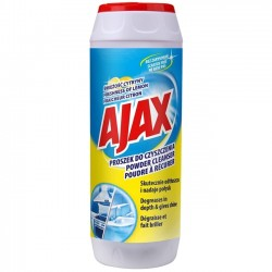 Praf de curatat Ajax Lemon 450 grame