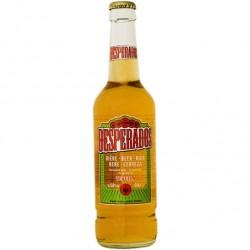 Bere blonda cu tequila Desperados 400 ml