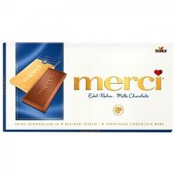Ciocolata cu lapte Merci 100 grame