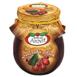 Dulceata de visine Arovit 335 grame