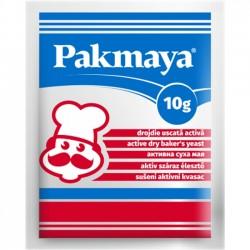 Drojdie uscata activa Pakmaya 10 grame