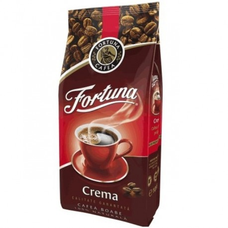 Cafea boabe Fortuna Crema 1 kg