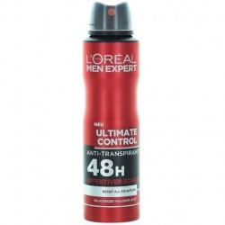 Antiperspirant L'Oreal Men Expert Ultimate Control 150 ml