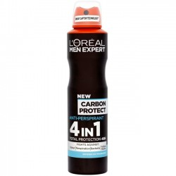 Antiperspirant L'Oreal Men Expert Carbon Protect 150 ml