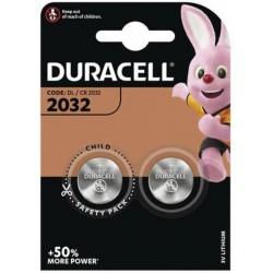 Baterii Duracell CR2032 2 buc
