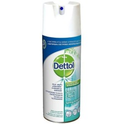 Spray dezinfectant Dettol Spring Waterfall 400 ml
