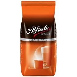 Cafea boabe decofeinizata Alfredo Espresso 1 kg