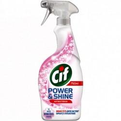 Dezinfectant Cif Power & Shine Antibacterian 750 ml