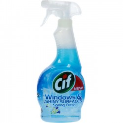 Detergent geamuri Cif Windows Spring Fresh 500 ml