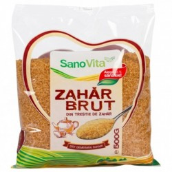 Zahar brut Sano Vita 500 grame