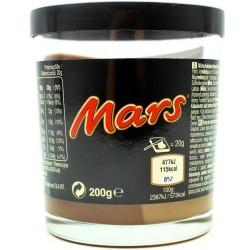Crema tartinabila Mars 200 grame