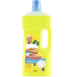 Detergent universal Mr. Proper Lemon 1,5 litri
