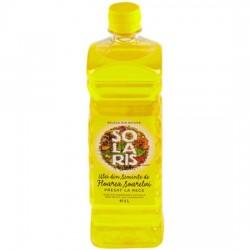 Ulei de floarea soarelui presat la rece Solaris 1 litru