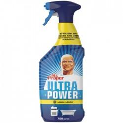 Detergent universal Mr. Proper Ultra Power Lemon 750 ml