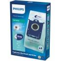 Saci aspirator S-Bag Philips Anti-Allergy 4 buc