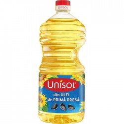 Ulei de floarea soarelui Unisol 2 litri
